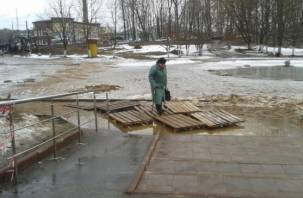 Смоленский автовокзал стал недоступен для пассажиров