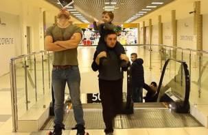 Герой видео из Смоленска прокомментировал свой хит на YouTube