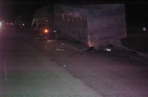 Смоляне пострадали в ДТП в Калужской области