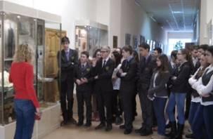 Историю Смоленской гимназии можно увидеть в музее