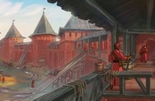 Мультфильм о Смоленской крепости покажут по «Рен-ТВ»