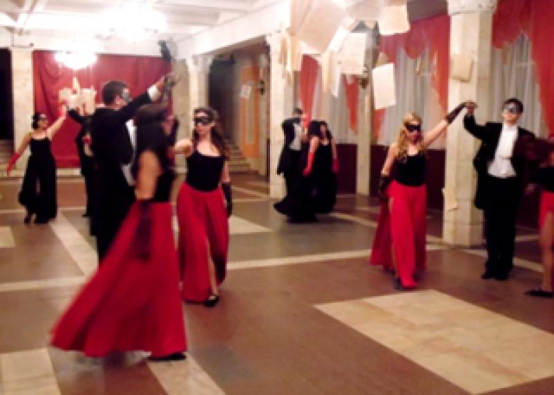 На Смоленщине прошла квест-игра «Булгаковская ночь»