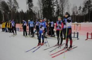 Молодые смоленские биатлонисты заняли призовые места на первенстве России