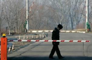 Через российско-белорусскую границу в Смоленской области не пропускают украинцев