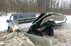 Еще двое рабочих умерли в больнице в результате аварии на трассе