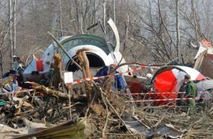 На этой неделе Польша начнет новое расследование крушения Ту-154 под Смоленском