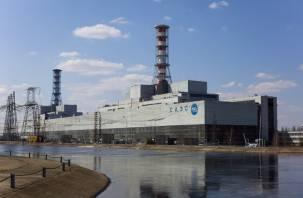 Второй блок Смоленской АЭС включили на полную