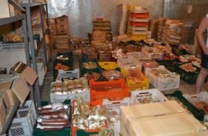Белорусский предприниматель хранил смоленские продукты на подпольном складе