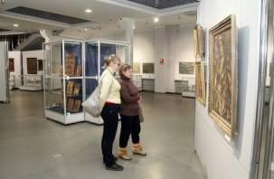 В Смоленске пройдет ночь искусств «Акварели»
