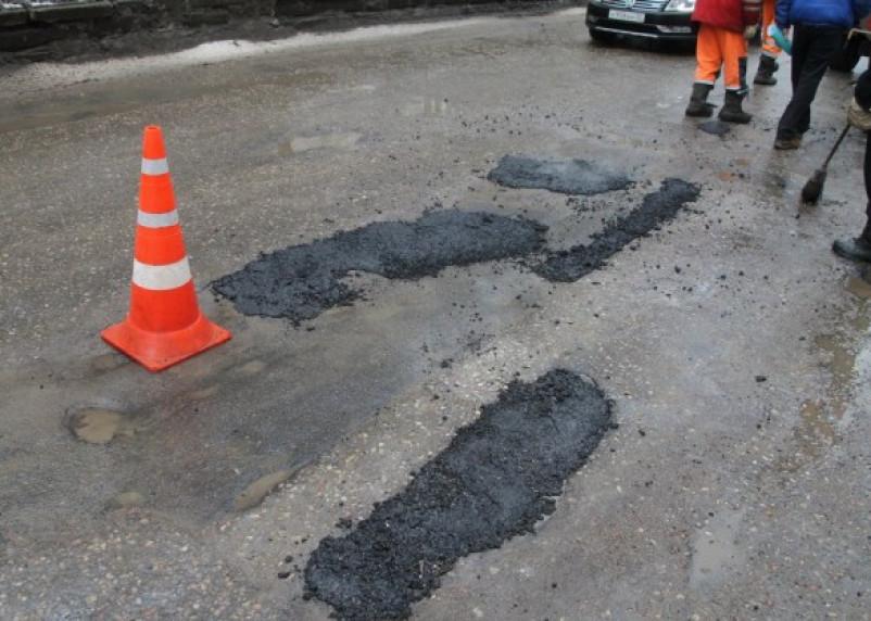 На содержание смоленских дорог будут выделены 234 млн рублей