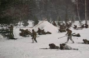 В День защитника Отечества в Смоленске начнется «война»