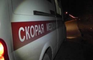 В Смоленске водитель сбил пешехода прямо во дворе дома