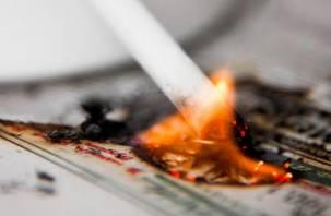 В Вязьме при пожаре погиб мужчина