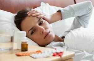 Около двадцати человек в Смоленской области все еще больны свиным гриппом