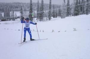 Смоленская девушка-полицейский стала лучшей на чемпионате по лыжным гонкам