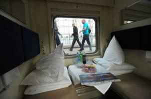Белоруса будут судить в Смоленске за кражу в поезде