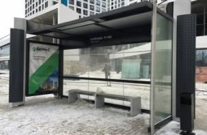 Уроженка Смоленска спроектировала теплую остановку в Екатеринбурге