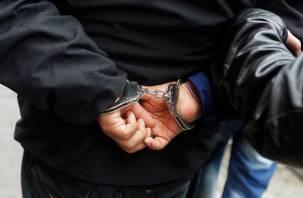 На улице Кутузова в Смоленске задержан наркодилер из Пензы
