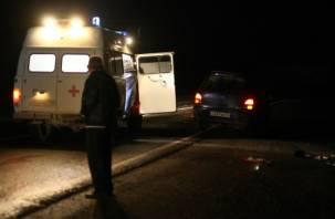 Четыре человека погибли в ДТП в Смоленской области