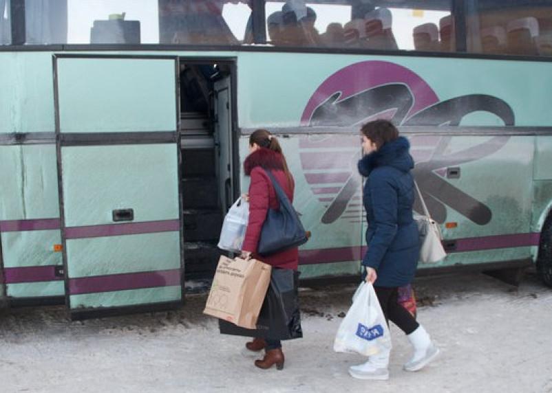 Белорусы поделились впечатлениями о шоп-туре в Смоленск