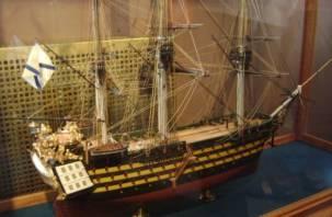 Смолянам покажут модели кораблей, в точности повторяющие оригинал