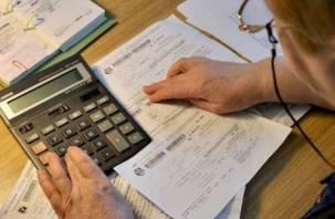 Жителям Смоленска начали начислять пени за просроченные платежи ЖКХ