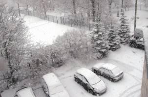 В Смоленской области объявлено экстренное предупреждение
