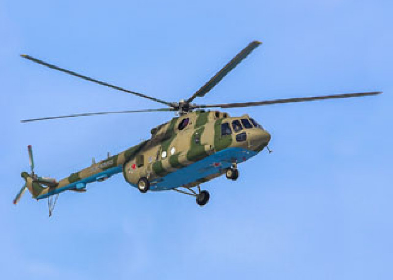 Смолянин погиб при крушении вертолета под Псковом