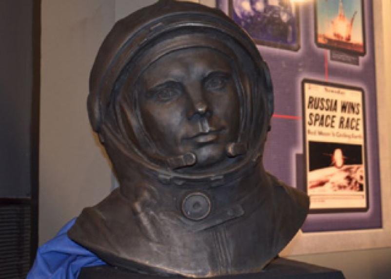 Бюст Юрия Гагарина установят в Вашингтоне