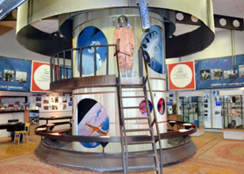 Музей Юрия Гагарина после реконструкции открылся в Люберцах