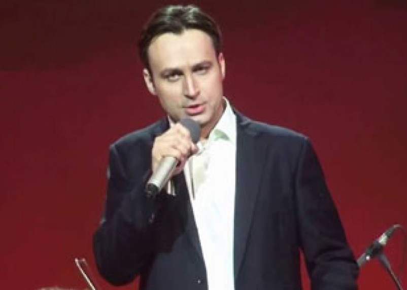 Владислав Косарев с аншлагом выступил в Смоленске
