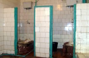 В городских туалетах Смоленска наведут порядок
