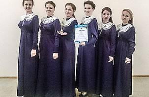 Женские вокальные ансамбли из Смоленска победили в музыкальном конкурсе