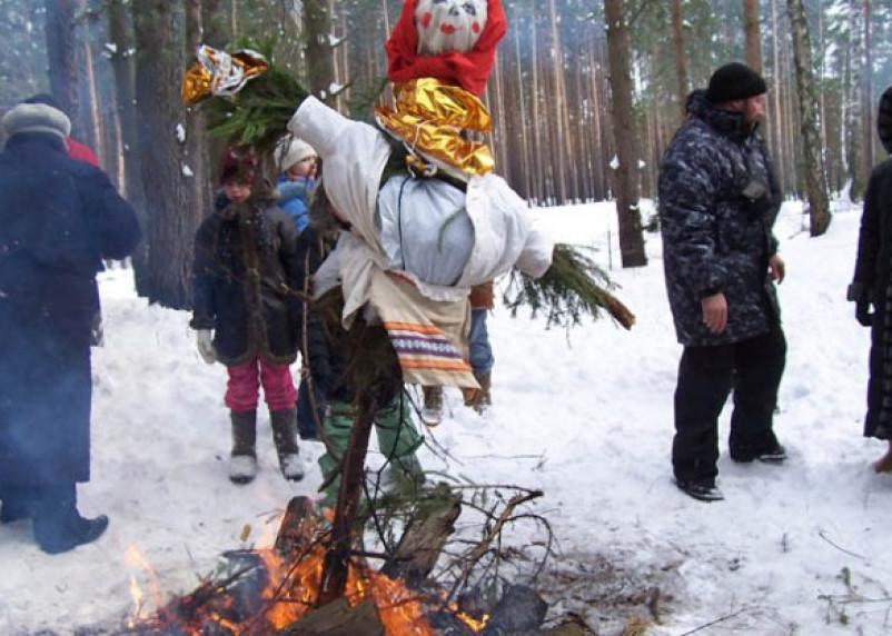 Грандиозные масленичные гуляния пройдут в Талашкине