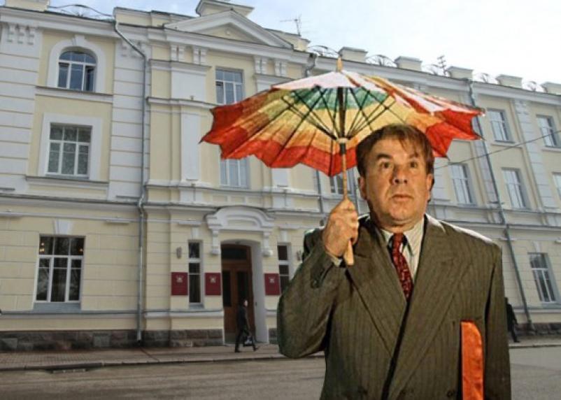 Про товарища Огурцова, театральный конфликт и кадровую политику