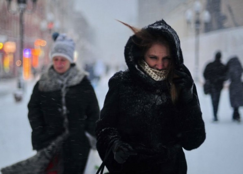 Сегодня в Смоленске до -2°С