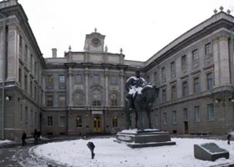 Фотографии оккупированного Смоленска выставлены в Петербурге