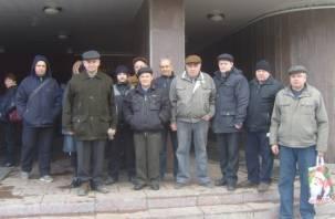 Рабочим Смоленского автоагрегатного завода все еще не заплатили