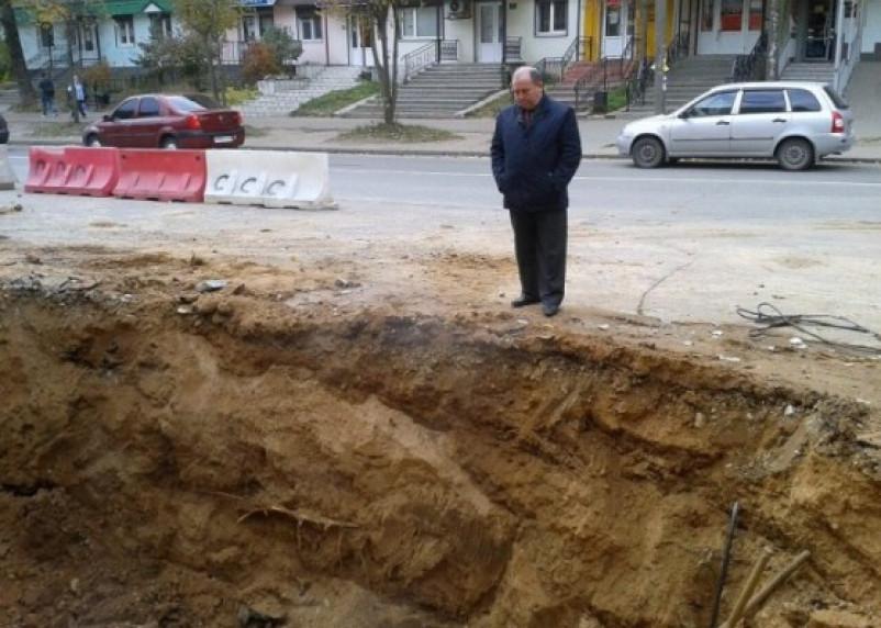 Смоленск «прославился»  на всю Россию авариями на теплотрассах