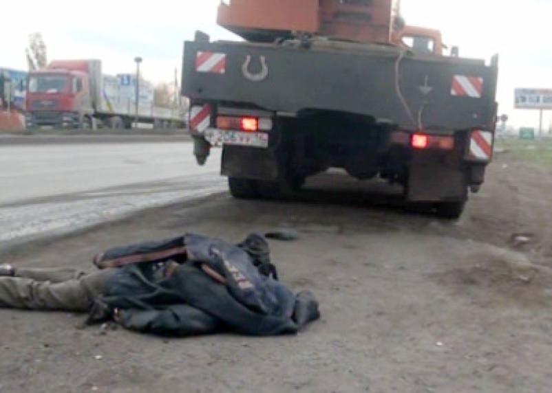 В Смоленской области КамАЗ задавил пешехода