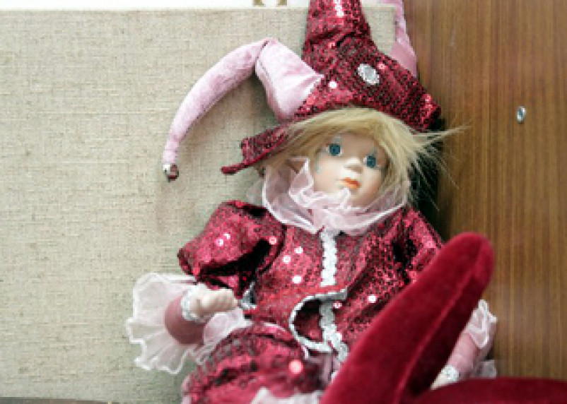 В Смоленске открылась магическая выставка кукол