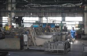 Имущество Смоленского автоагрегатного завода ушло с молотка