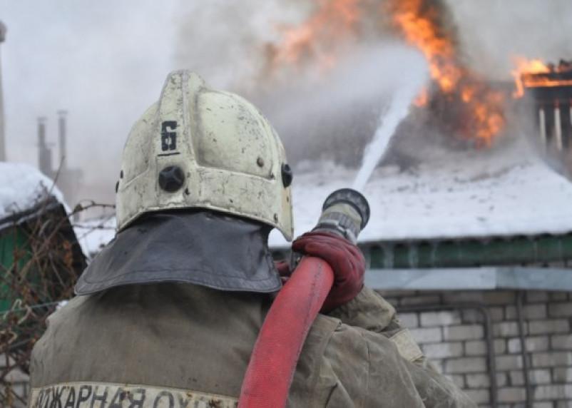 В двух пожарах в Смоленской области погибли два человека