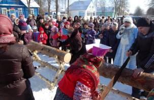 В поселке Пржевальское отметят широкую Масленицу