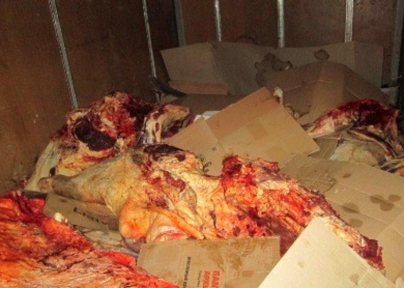 Белорусскую говядину забраковали под Смоленском