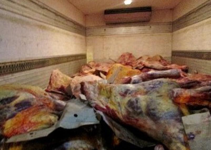 В Смоленскую область не попало сомнительное мясо