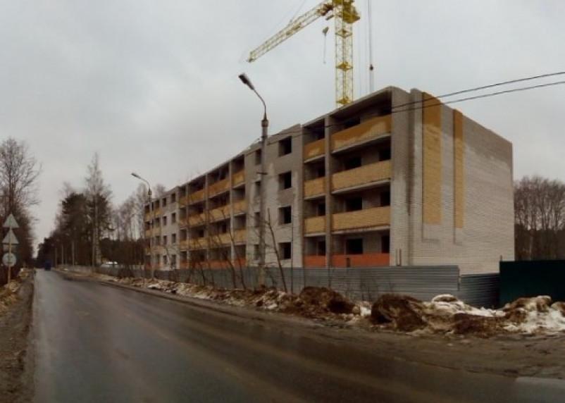 Строительство многоэтажки в Красном Бору оспаривают в Верховном суде