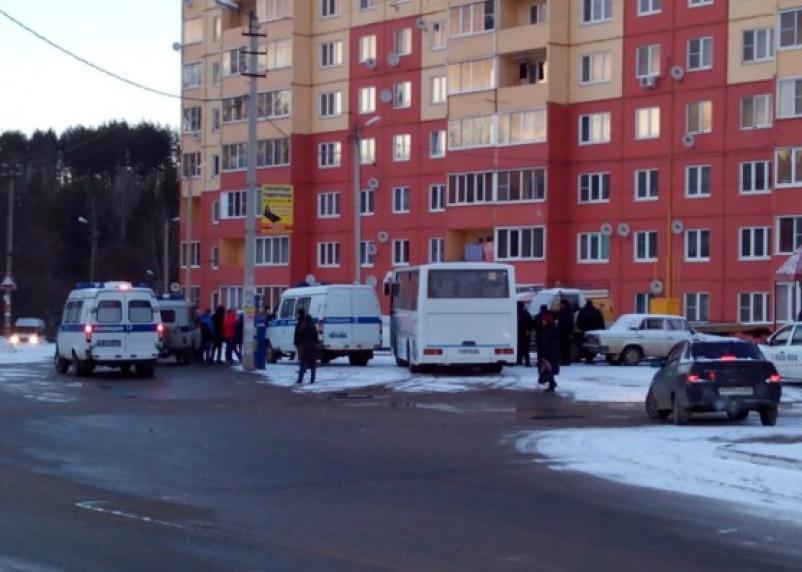 На Королёвке в Смоленске намечалась массовая драка между подростками