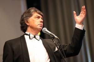В Смоленске выступит народный артист Сергей Захаров