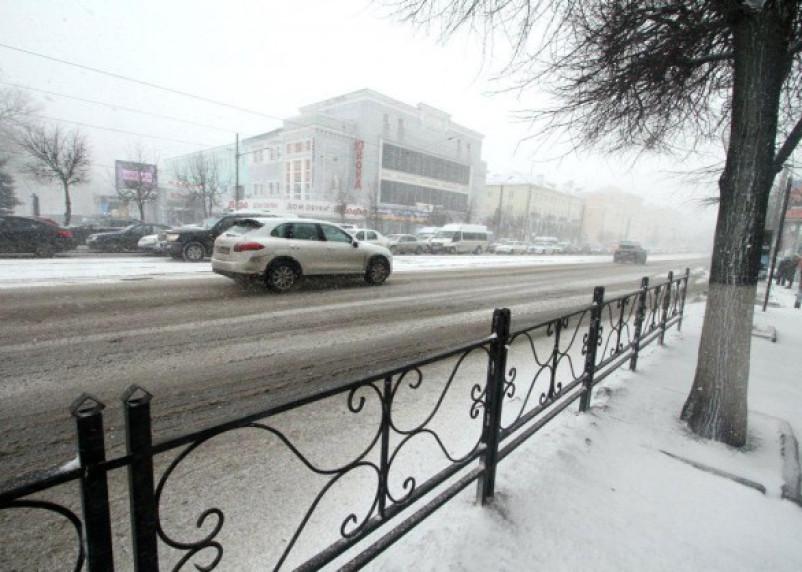 Ночью в Смоленской области будет до минус десяти